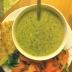 Garlic Broccoli Cheddar Soup